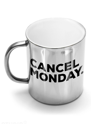 Cancel Monday Mug-Smaller Studio